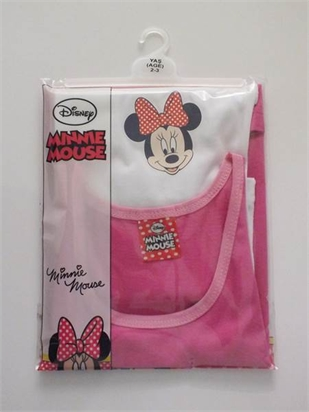 1029 Minnie Mouse 2 Li Atlet Çimpa